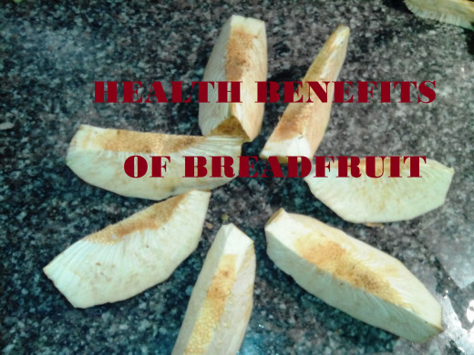 Breadfruit - Kadachakka - pieces