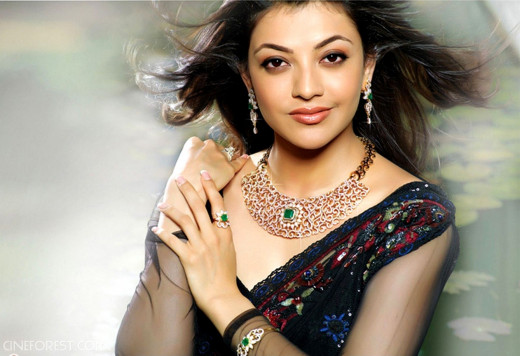 Kajal has emerged as one of the most beautiful , popular and successful actresses of South Indian Movie Industry