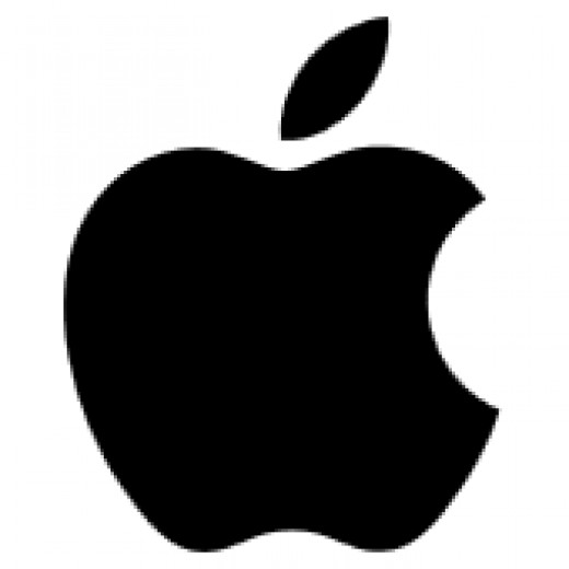 On August 27, 1999 Apple dropped the rainbow logo and replaced it with a monochromatic one almost identical in shape, but improved symmetric forms.