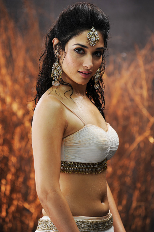 Hot and Sizzling Tamannah