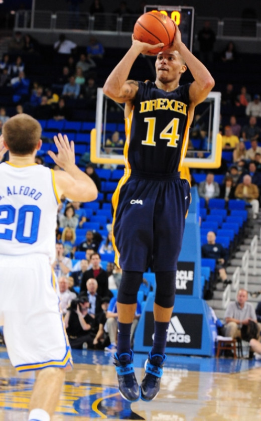 Damion Lee earned a chance for bigger and better things at Drexel.