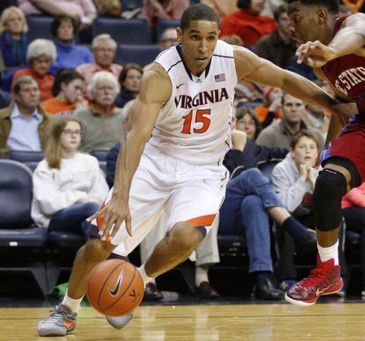 Virginia senior Malcolm Brogdon