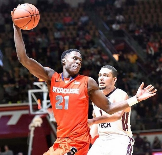 Syracuse junior Tyler Roberson