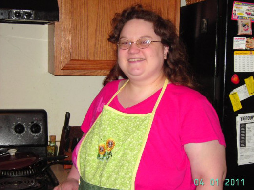 My little homemaker