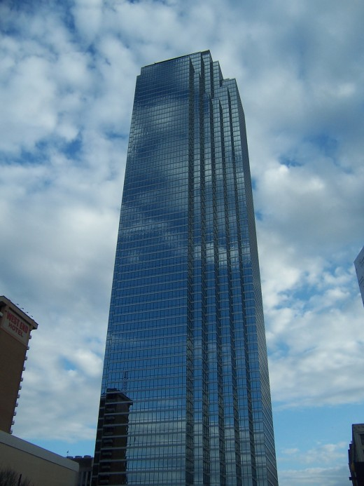 Dallas Skyscraper