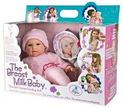 Controversial Toys - The Breast Milk Baby