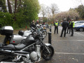 Motorcycling to Worthing in the UK