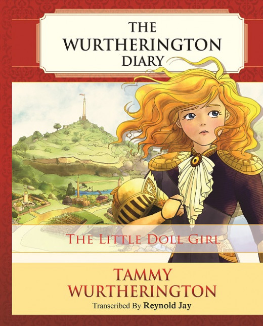 Final Cover of the Wutherington Diary #2