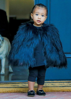 Steal little North West Style