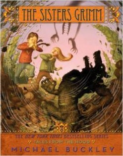 Tales from the Hood (Sisters Grimm #6), by Michael Buckley