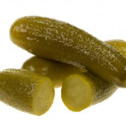 Sweet Gerkin Pickles (canned)