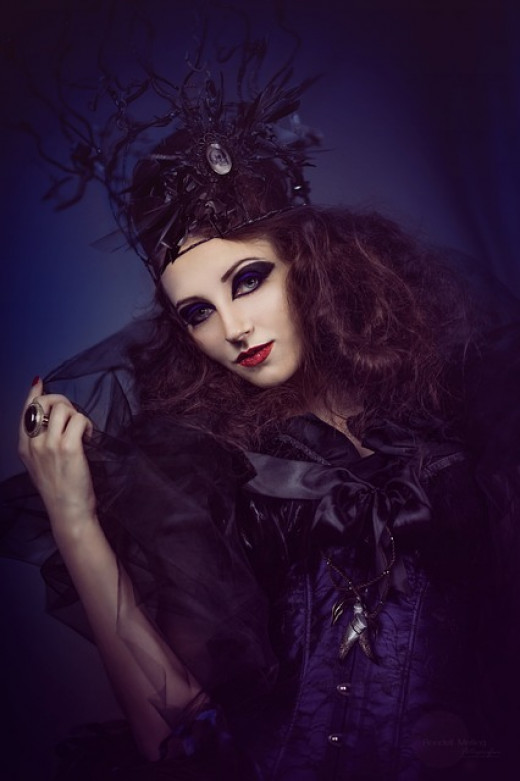 Witches, Wiccans, we're not all goths. Seriously, most of us are not. No, really. I swear.