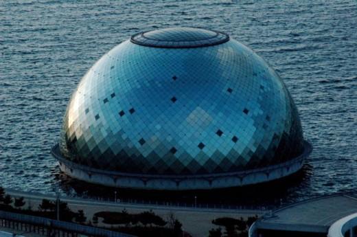 The Underwater Museum Osaka