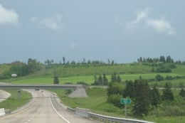 Driving Through Eastern Canada, 2006