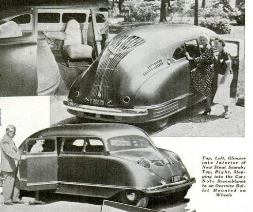 The 1936 Scarab Ad