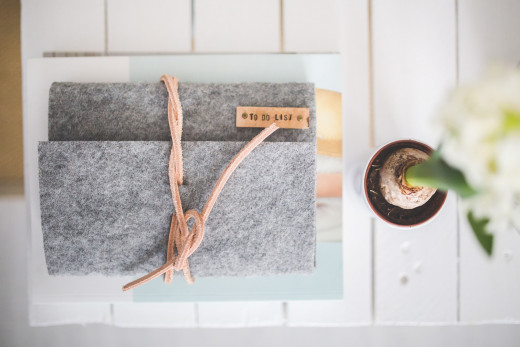 Stop telling yourself that you don't know what to write in that pretty journal you got for your birthday! Here's a list of creative uses for blank notebooks, diaries, and journals.