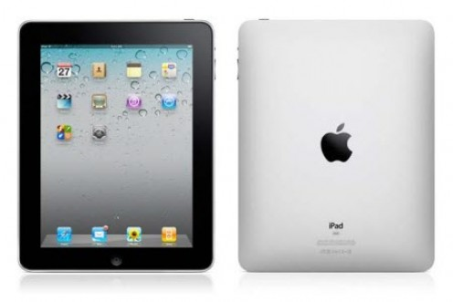 The iPad is like a lap top without a mouse or a physical keyboard.