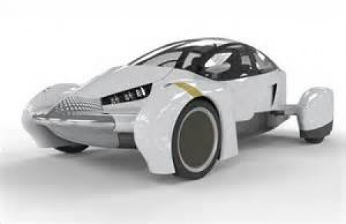 The Edison 2 is the lightest car on the market.