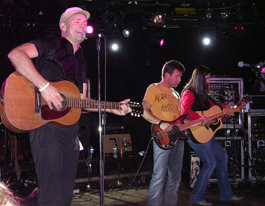 The Tragically Hip were added to Canada's Walk of Fame in 2002 and the Canadian Music Hall of Fame in 2005.