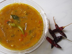 Sambar - A South Indian Dal Recipe