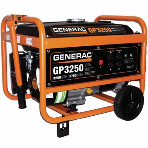 Portable generators can be found in most home improvement stores and can be used for do-it-yourself projects as well as powering appliances during winter storms.