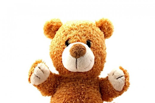This is Bob's stuffed bear Tim. Why is Tim the Teddy Bear so important? He ties together the children/Minions and the adults.