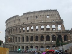 The Best of Geordie Humour : 'Arrivederci Pet!' - The Men Who Built the Colosseum in Rome.