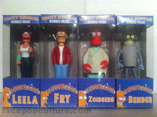 Futurama wacky wobblers