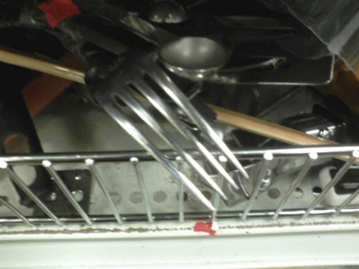 Random dinner fork.