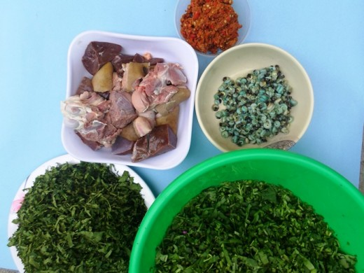 Edikangikong Ingredients