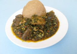 How to make a spicy Edikaikong soup- a Nigeria delicacy