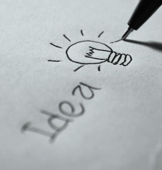 Writing generates ideas!