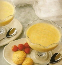 What Is Zabaglione? How to Make Lemon Zabaglione - Step-by-Step with Pictures
