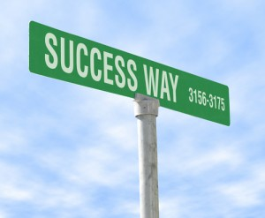 success, success way, positive thinking