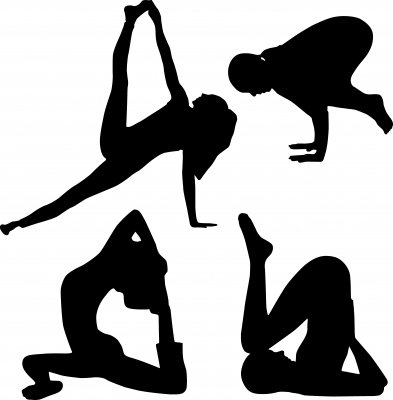 Different Yoga Poses