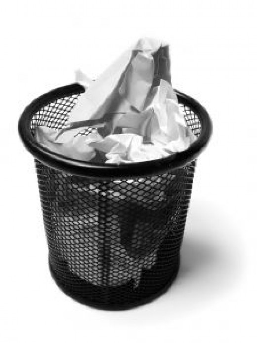 Without quality work, you'll be lucky if your eBook even makes it as far as the 'recycle bin.'