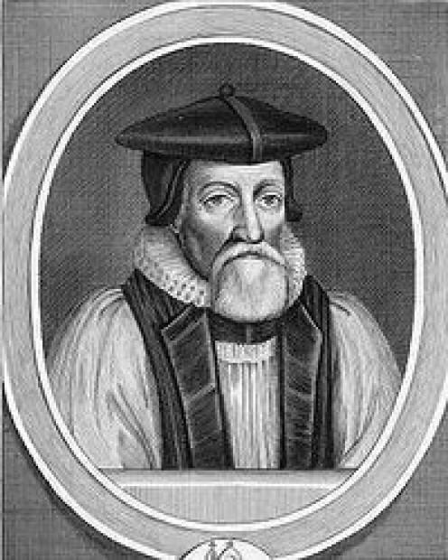 Bishop Morton of Coventry & Lichfield