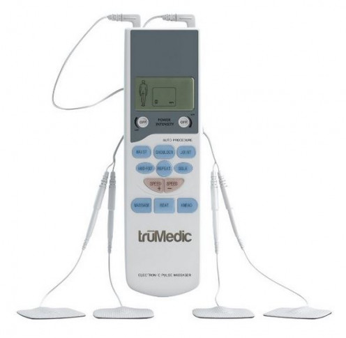 The truMedic PL-009 is one of the most popular and high-quality pulse massagers on the market