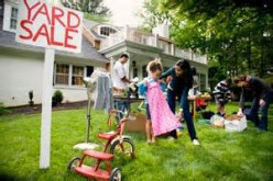 Making money with home Yard Sales