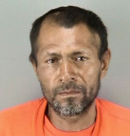 The illegal alien murderer