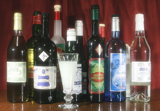 Despite bans and legal prohibitions, absinthe is still a popular liqueur throughout the world.