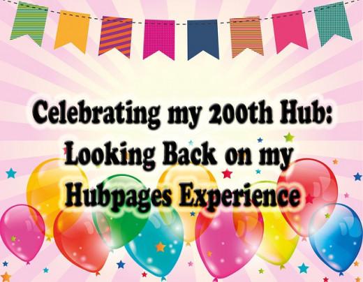 Hubpages success.