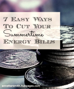 How will YOU cut your energy bills?