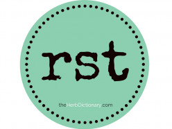 Herbal Dictionary: R, S & T