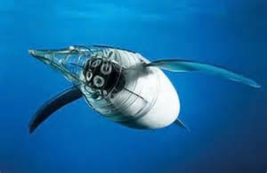 "The Robo-Penguin is called ""AquaPenguin"" and it flies underwater the same way an eagle soars the skies."
