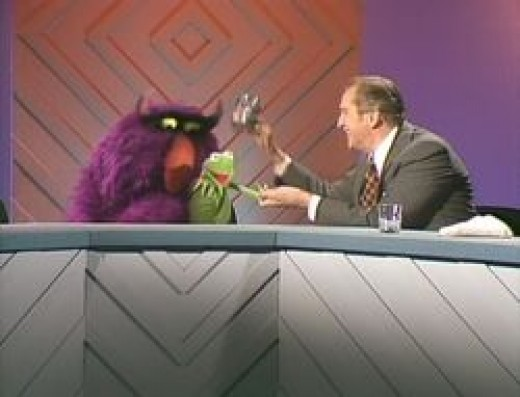Kermit the Frog gets eaten in the end. Surely traumatized some viewers.