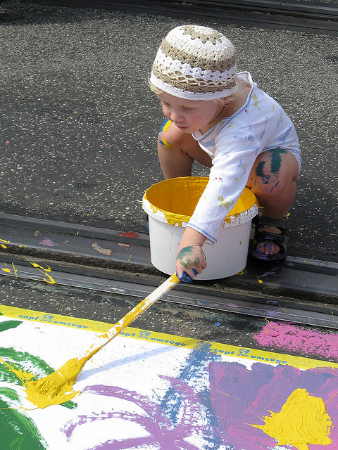 The Little Artist