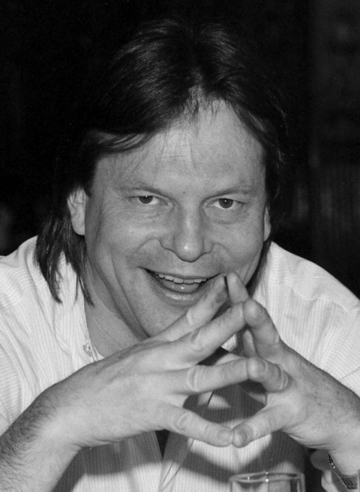 'Brazil' director Terry Gilliam