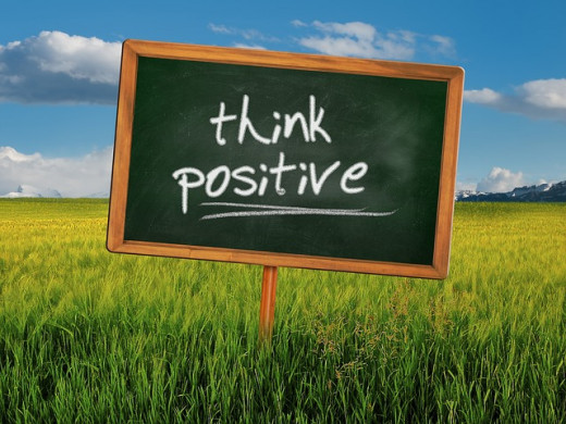 Positive thinking is a positive trait
