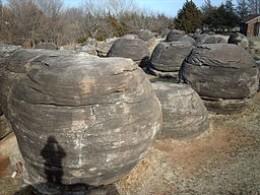 Really large rocks